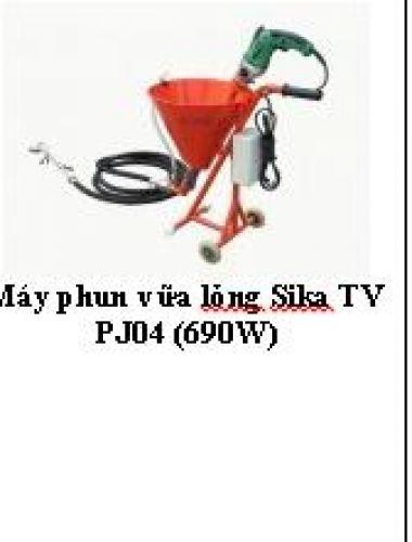 Máy phun vữa lỏng Sika TV PJ04 (690W)