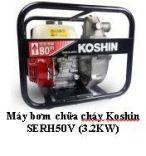Máy bơm chữa cháy Koshin SERH50V (3.2KW)