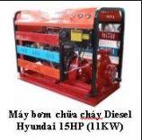 Máy bơm chữa cháy Diesel Hyundai 15HP (11KW)