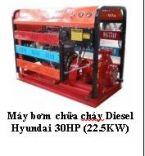 Máy bơm chữa cháy Diesel Hyundai 30HP (22.5KW)