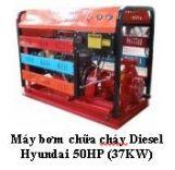 Máy bơm chữa cháy Diesel Hyundai 50HP (37KW)