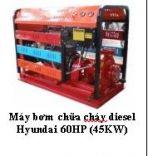 Máy bơm chữa cháy diesel Hyundai 60HP (45KW)