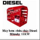 Máy bơm chữa cháy Diesel Mitsuky 11KW