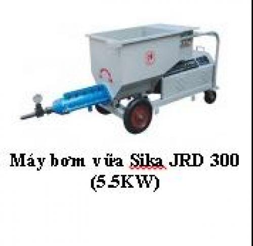 Máy bơm vữa Sika JRD 300 (5.5KW)