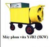 Máy phun vữa YJB2 (3KW)