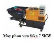 Máy phun vữa Sika 7.5KW