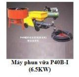 Máy phun vữa P40B-I (6.5KW)