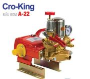 Đầu bơm Cro-king A-22 (1 Hp)