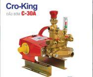Đầu bơm Cro-king C-30A (2 Hp)