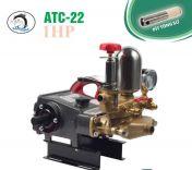 Đầu bơm pít tông sứ ATC-22 (1 Hp)