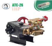Đầu bơm pít tông sứ ATC-26 (1 Hp)