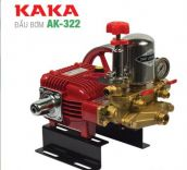 Đầu bơm Kaka AK-322 (1 Hp)