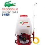 Máy phun thuốc Crocodile C-6825 (25L, đỏ)