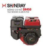 Động cơ nổ 15.0HP Shineray SN450 (đỏ)