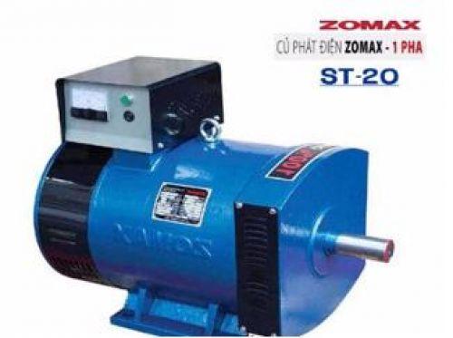 Củ phát 20 Kw Zomax ST-20