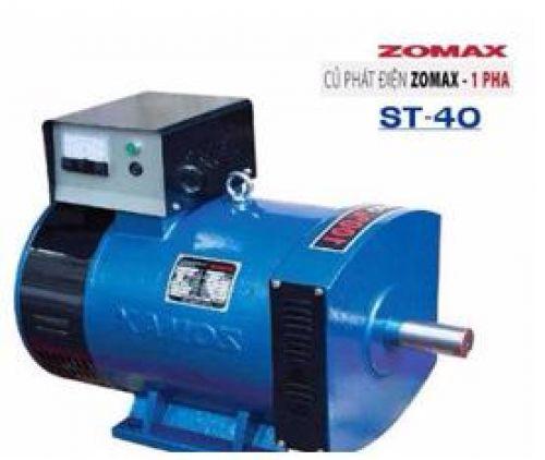Củ phát 40 Kw Zomax ST-40