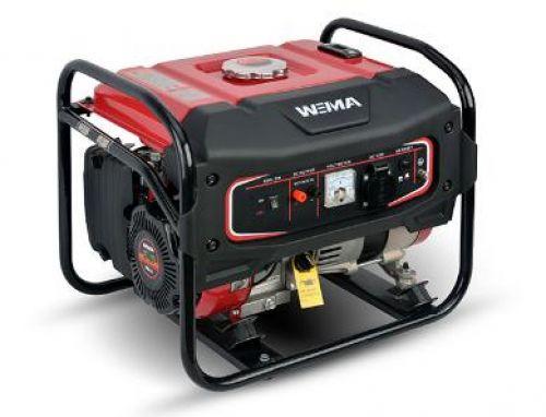 Máy phát điện chạy xăng B serie