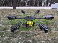Máy bay không người lái phun nước 20L cho vườn cây (JT20L-606)