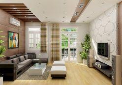 Sofa nhập khẩu phong cách hiện đại