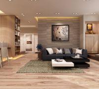 Sofa màu ghi- Xu hướng nội thất mới