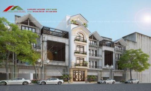 Nhà phố Anh Bình - Thái Hà - Đống Đa