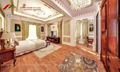 Nội thất biệt thự Anh Thanh - Tuyên Quang