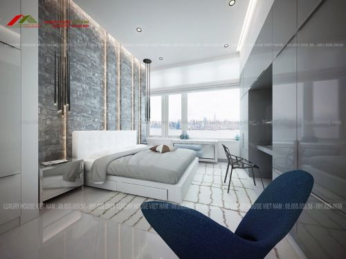 Modern minimalistic decor 6