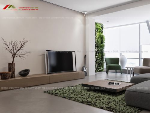 Modern minimalistic decor 2