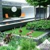 Phong thủy cho sân vườn nhỏ