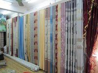 Chất liệu vải may rèm cửa giá rẻ