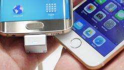 GALAXY S7 Edges VS iPhone 7 Edges 2015