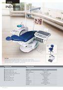 Ghế nha khoa IND - 8000