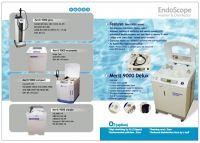Máy rửa ống nội soi tự động Merit - 9000