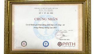 MPH chung tay phòng chống Lao 2012