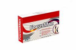 Bổ thận nam Focus man 2 vỉ