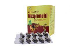 Viên bổ tổng hợp Maxpromulti
