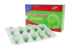 Hoạt huyết dưỡng não Greenfive
