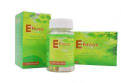 Vitamin E-focus natural lọ