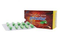 Vitamin C và Rutin Pytastar