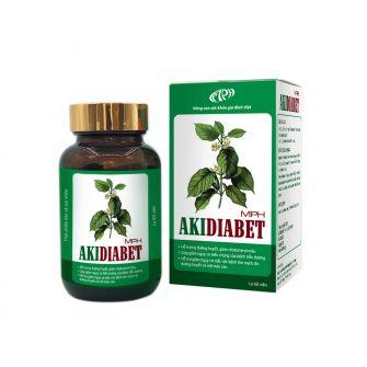 Viên tiểu đường Akidiabet MPH