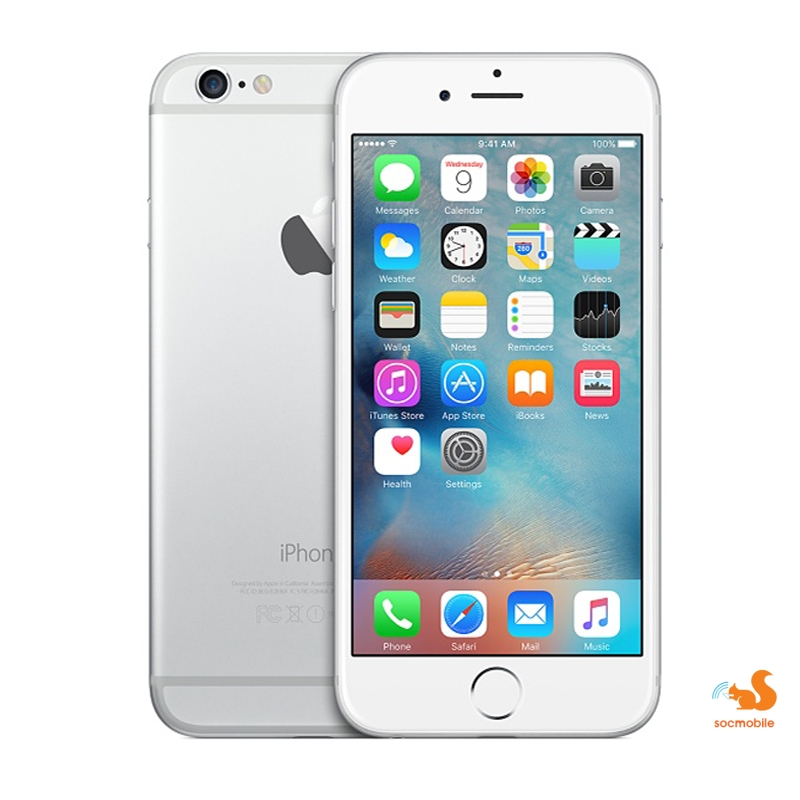 iPhone 6 Plus - 64Gb Trắng