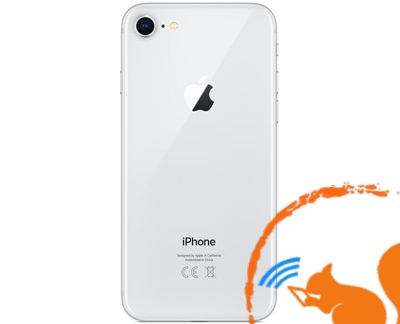 Xuong-iPhone-8G- silver-trang