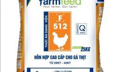 Thức ăn hỗn hợp cao cấp cho gà  thịt từ 29nt- 42nt