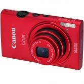 Máy ảnh Canon IXUS 125HS (ĐỎ)