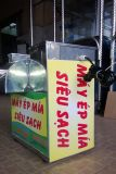 Máy ép mía siêu sạch Đại Phú 100
