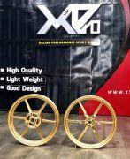 MÂM ĐÚC ..X-PRO.. - HONDA WINNER X / HONDA WINNER V.1