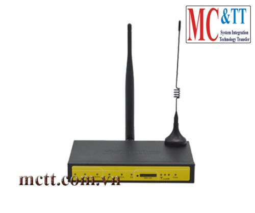 F3826 Industrial LTE&WCDMA Router Wifi
