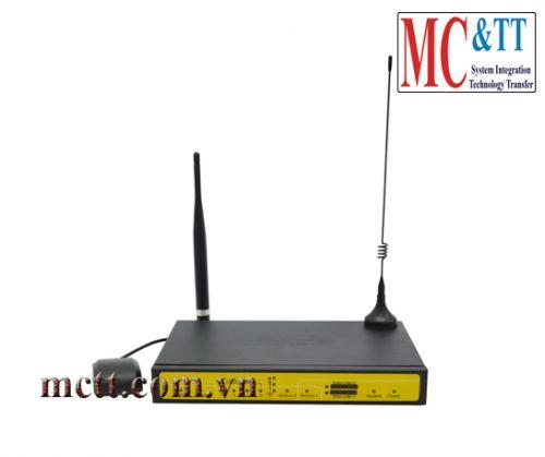 F7446 GPS + WCDMA (3G) Dual Sim Wifi Router