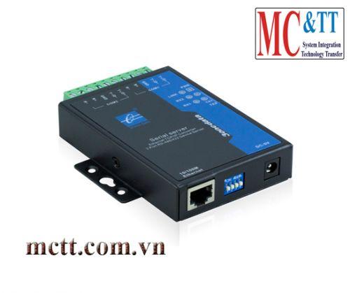 Bộ chuyển đổi 2 cổng RS-485/422 sang Ethernet 3Onedata NP302T-2D(RS-485)
