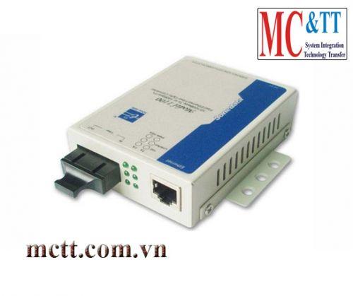 Bộ chuyển đổi quang điện 10/100M Ethernet sang Quang Multi Mode 2KM 3Onedata Model1100